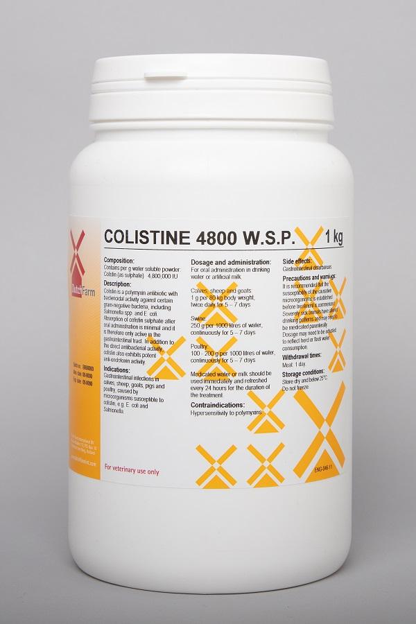 Colistine 4800 wsp