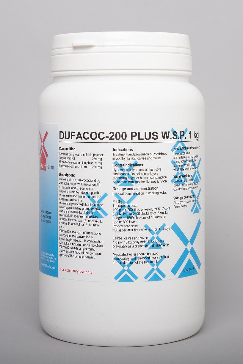 Dufacoc-200 Plus wsp