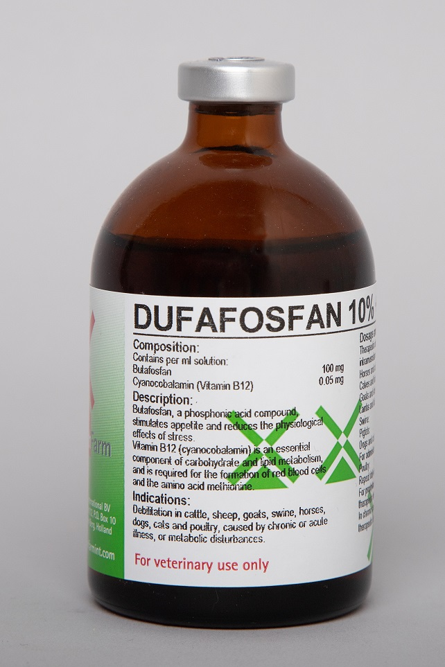 Dufafosfan 10% + B12 Inj