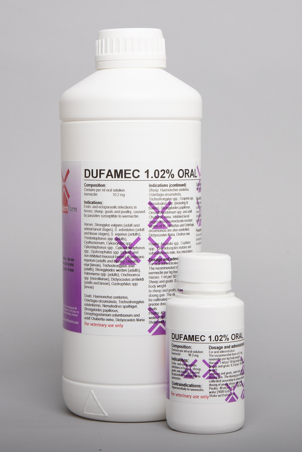 Dufamec 1.02% Oral