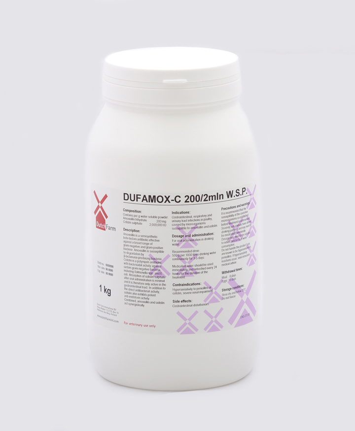 Dufamox-C 200/2mln wsp