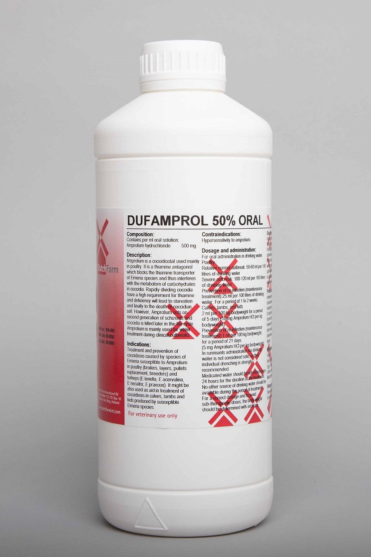 Dufamprol 50% Oral