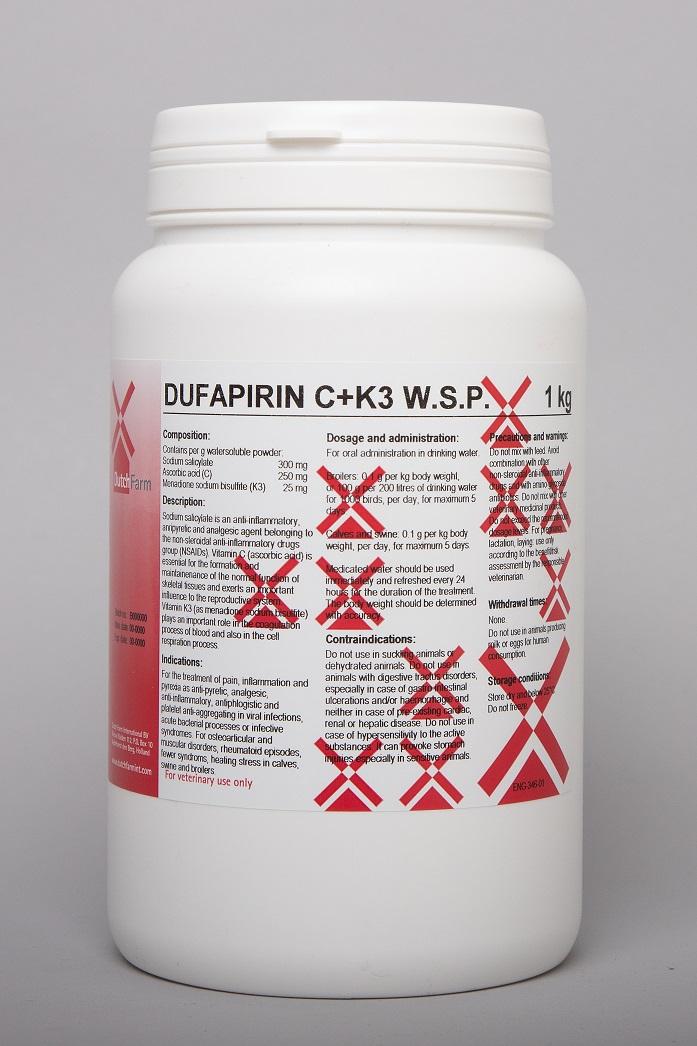Dufapirin C+K3 wsp
