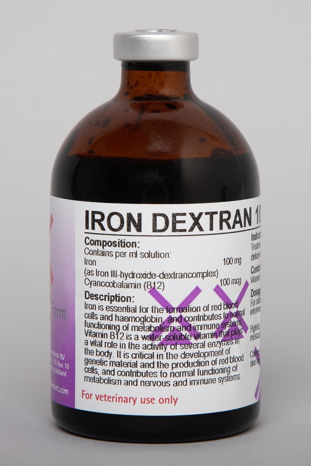 Iron Dextran 10% Plus