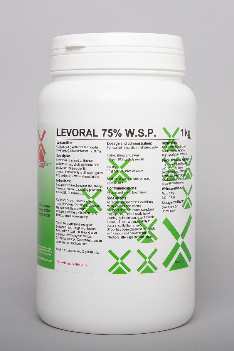 Levoral 75% wsp