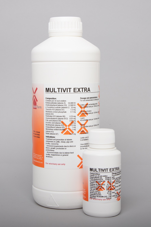 Multivit Extra